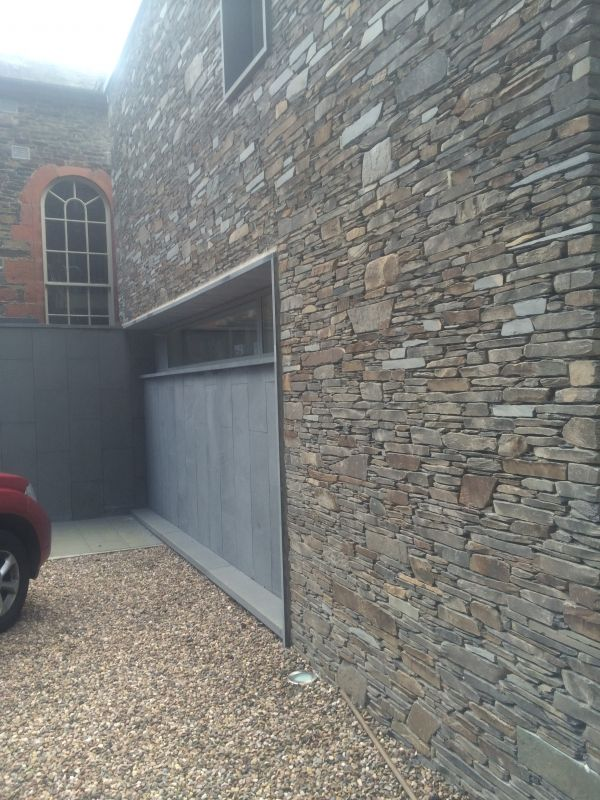New Build Natural Stone