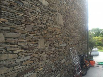 Natural Stone Walling